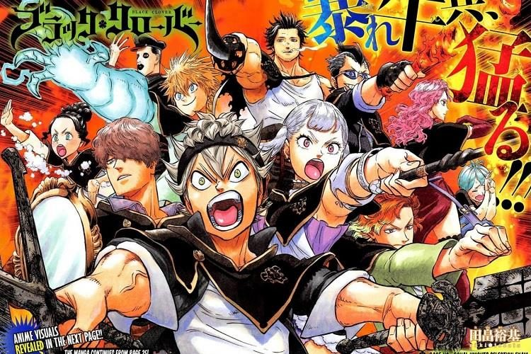Black Clover - A Rambling Thought