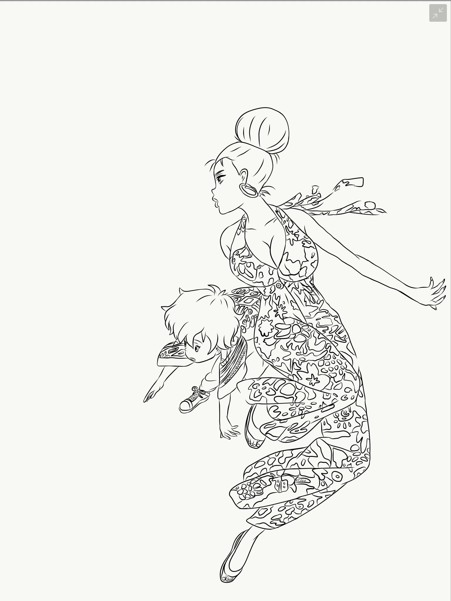 michiko-and-hatchin-pop-art-process-image-1.png