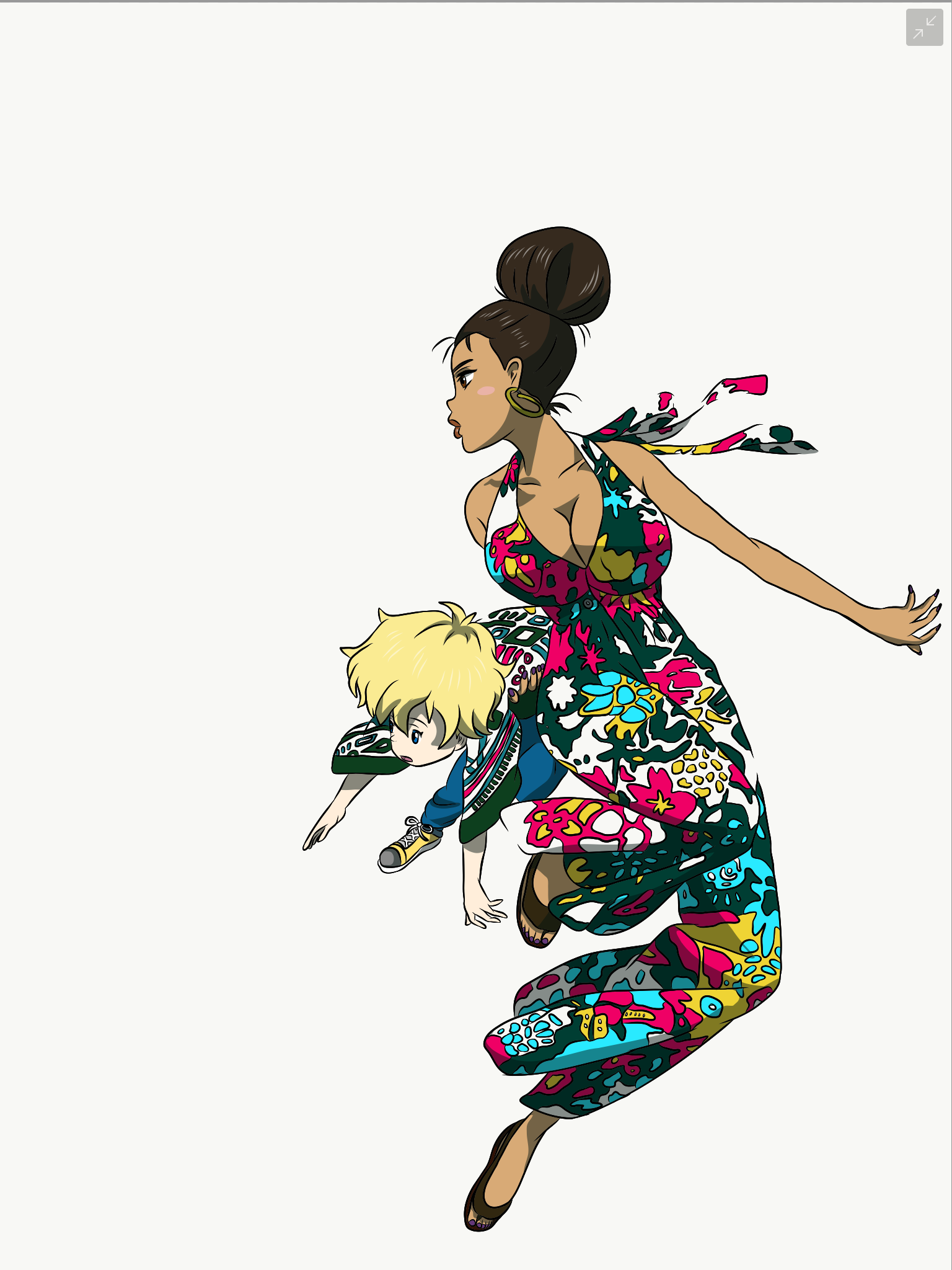 michiko-and-hatchin-pop-art-process-image-3.png