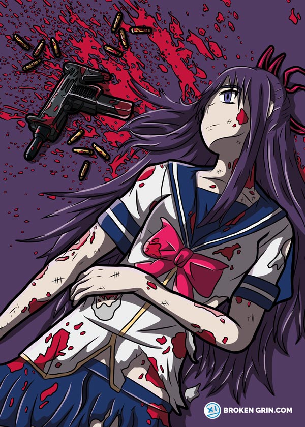 Corpse Princess Pop Art - Featuring Makina