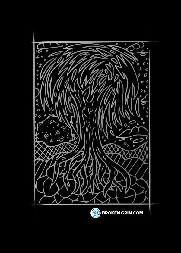 Lone Mystery Tree