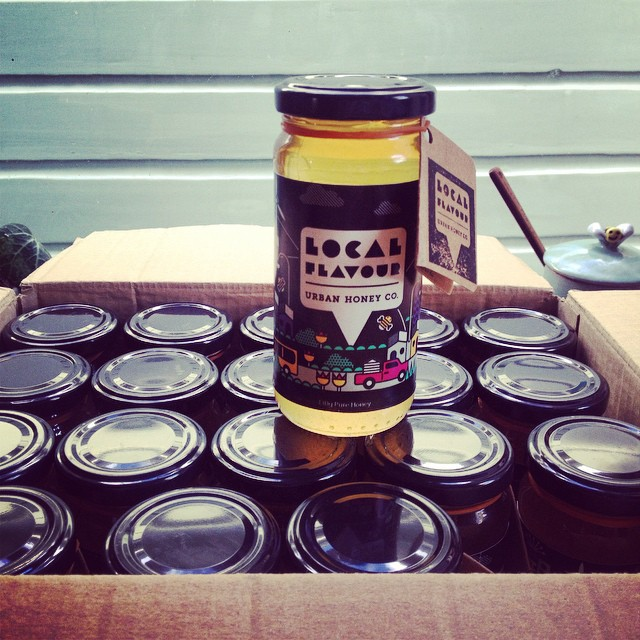 Photo credit to Local Flavour Honey Co.