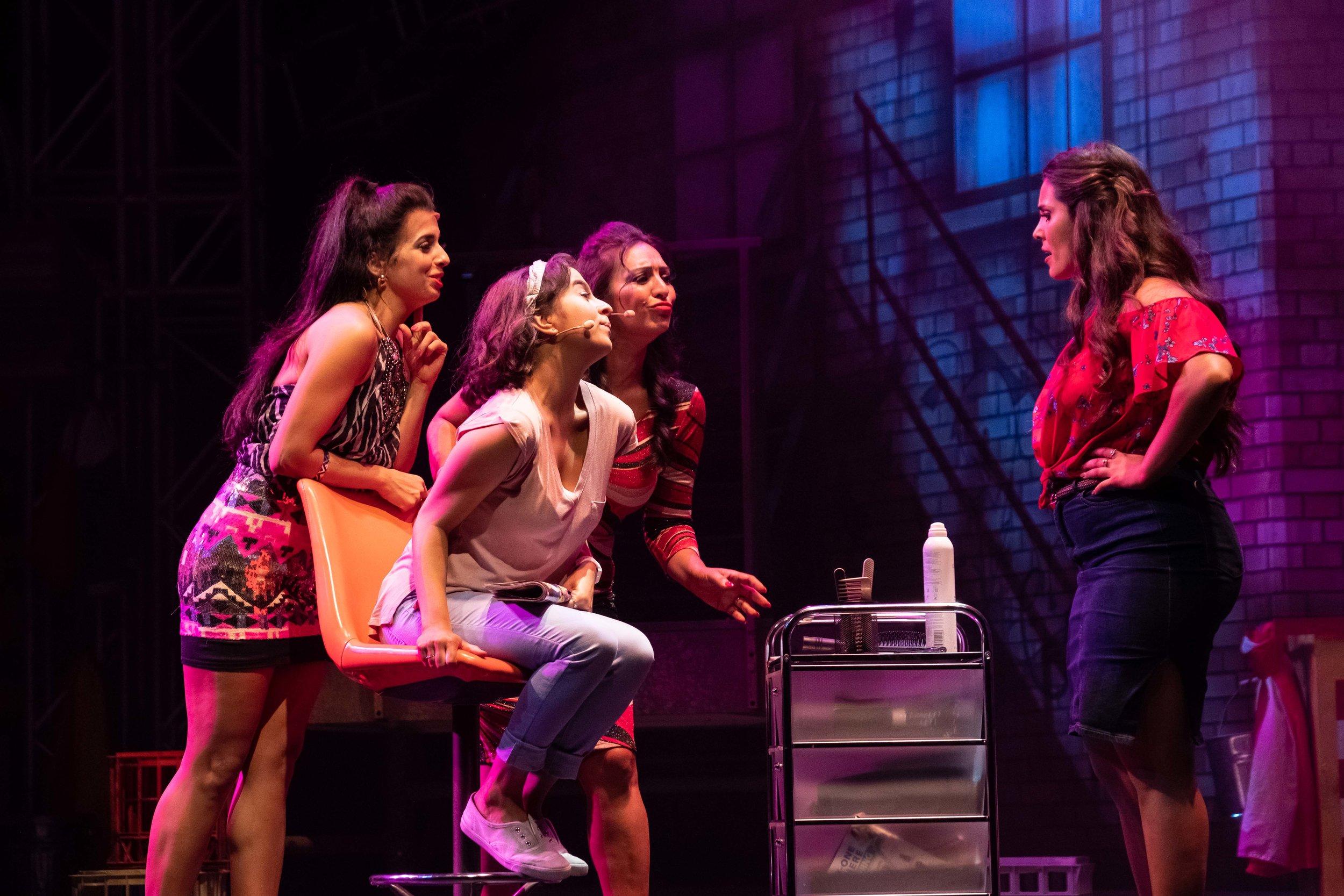 Libby Asciak, Luisa Scrofani, Monique Montez, Olivia Vasquez InTheHeights_SOH_clarehawley-9.jpg