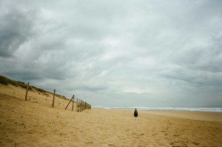 Hossegor, France, 35mm