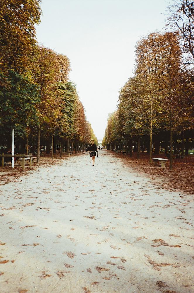 Paris, France, 35mm