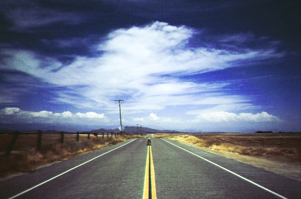 Road, US, 35mm