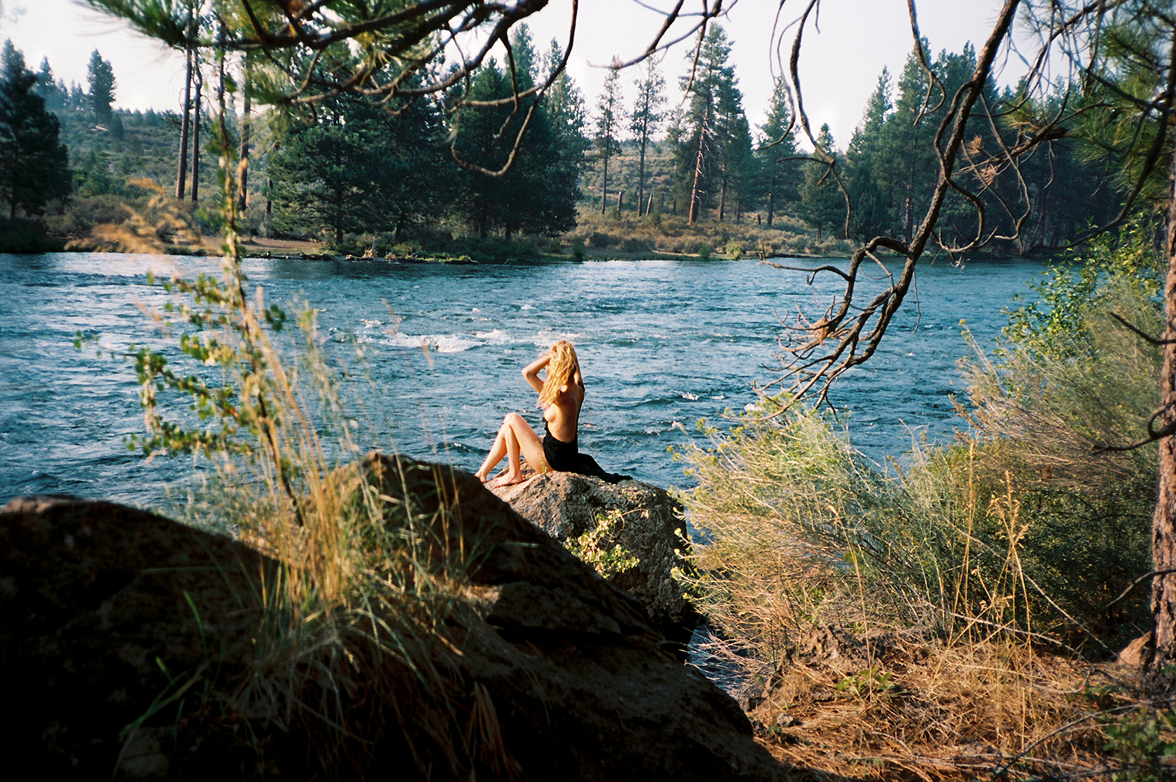 Oregon, US, 35mm