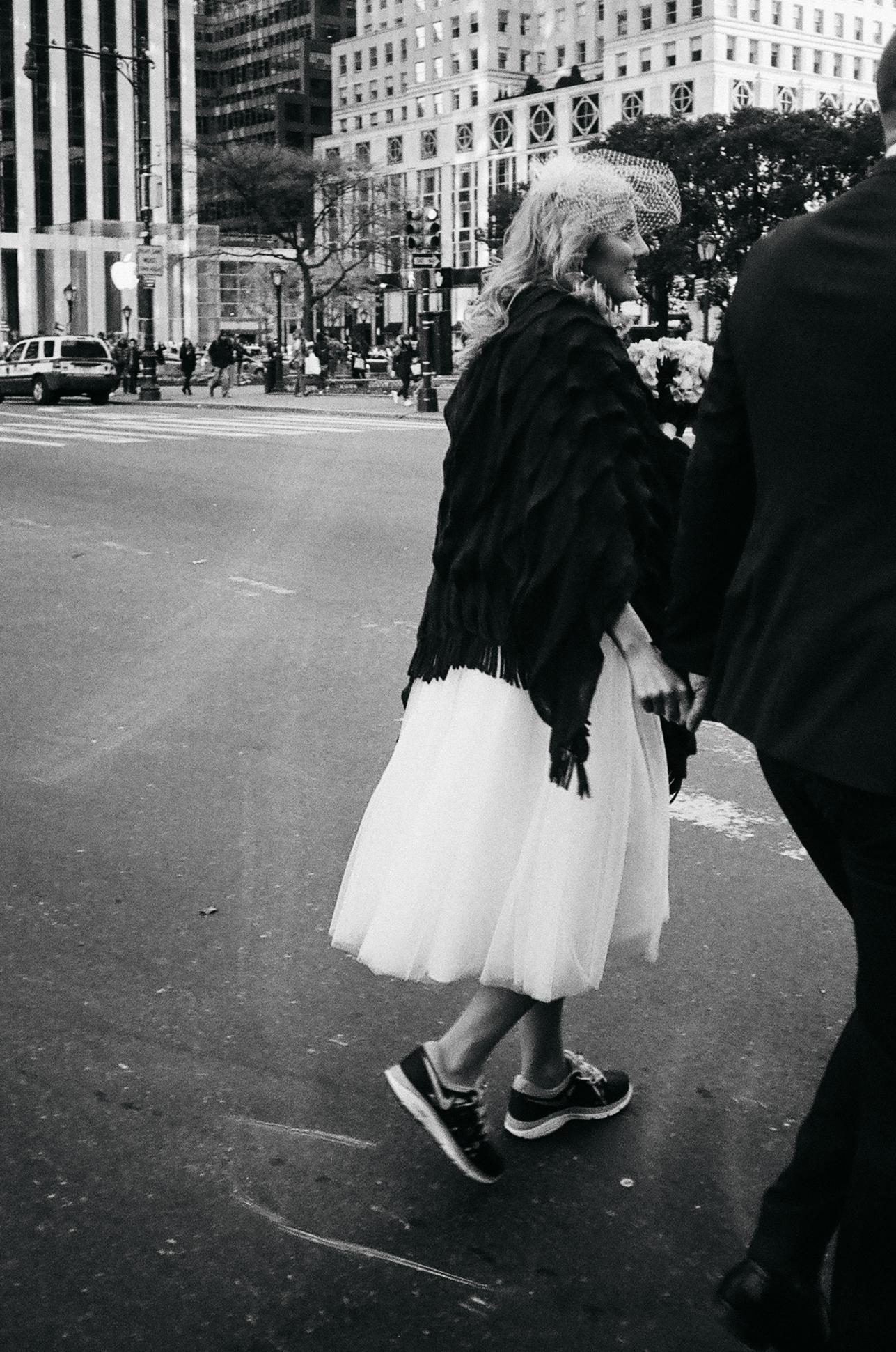 Copy of Bride, NYC (35mm)