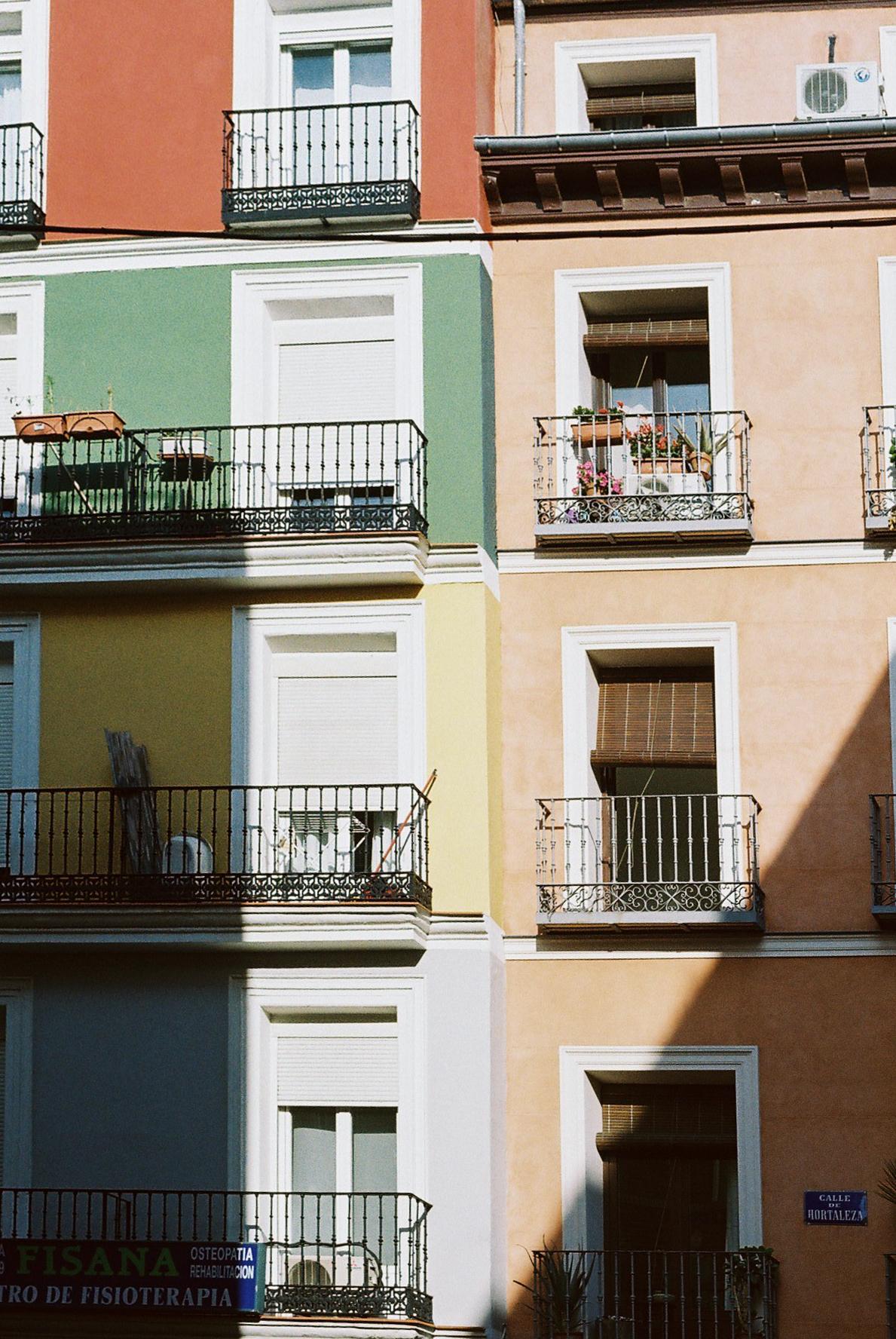 Copy of Chueca, Madrid (35mm)