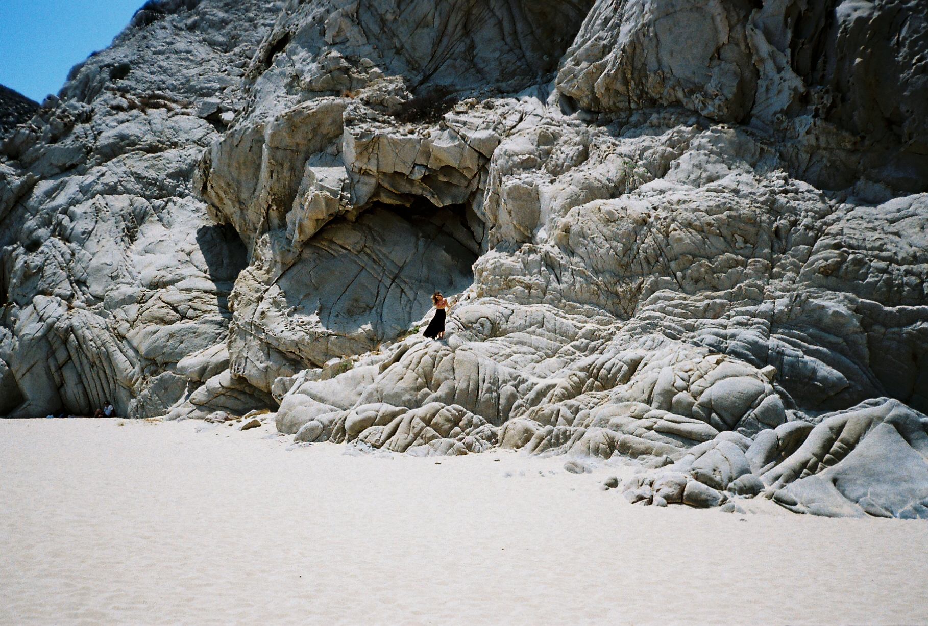 Lover's Beach, Mexico (35mm)