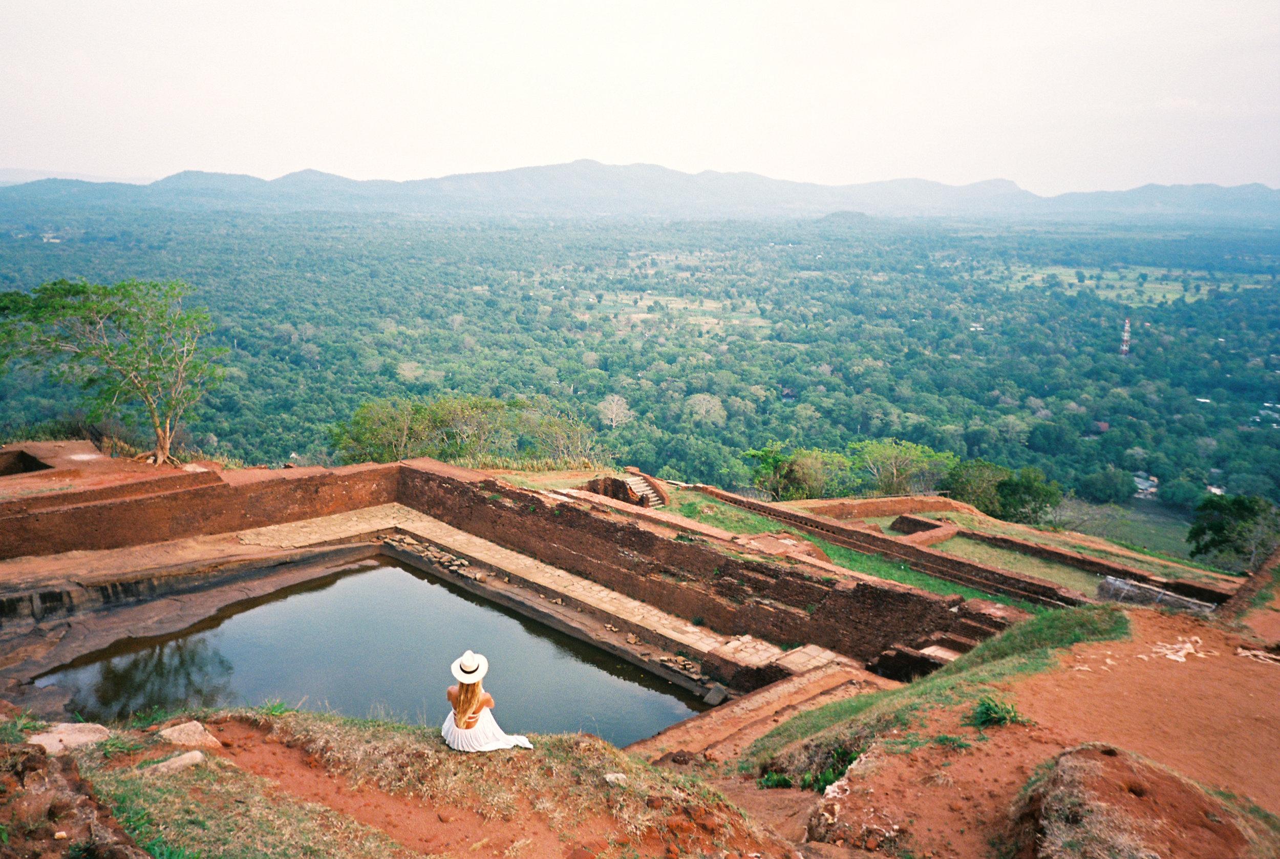 Sigiriya, Sri Lanka, 35mm