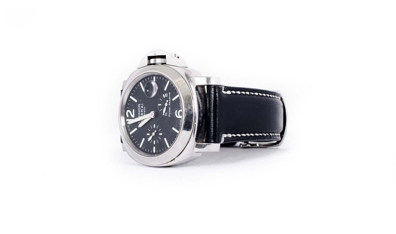 Bridle hide Panerai watch strap