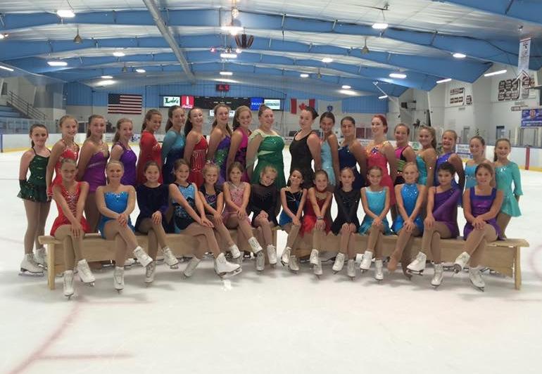 Lower Cape Figure Skating Association 2016-2017