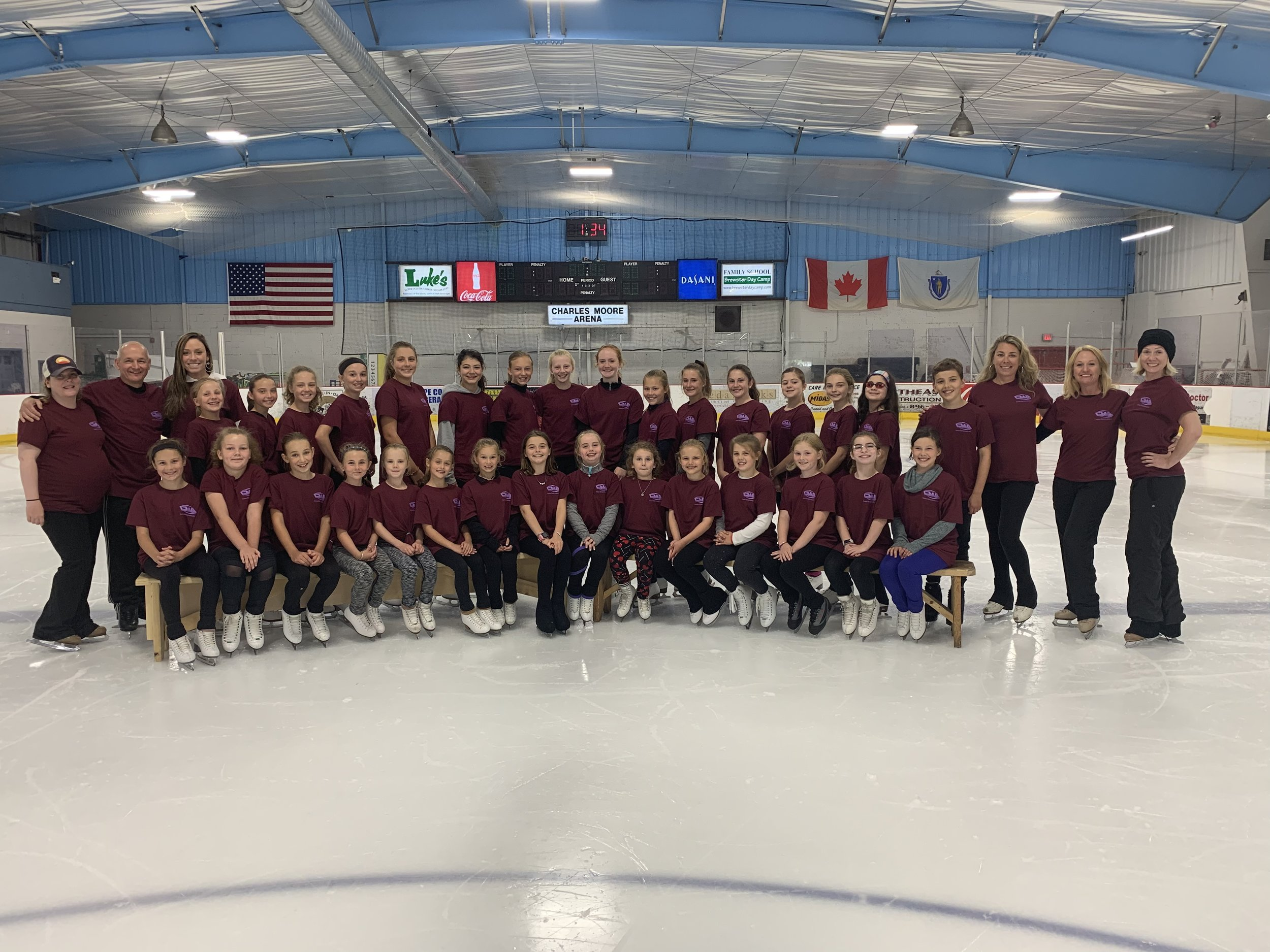 "2019 CMA Summer Skating Academy - ""Celebrate YOUR GREAT!"""