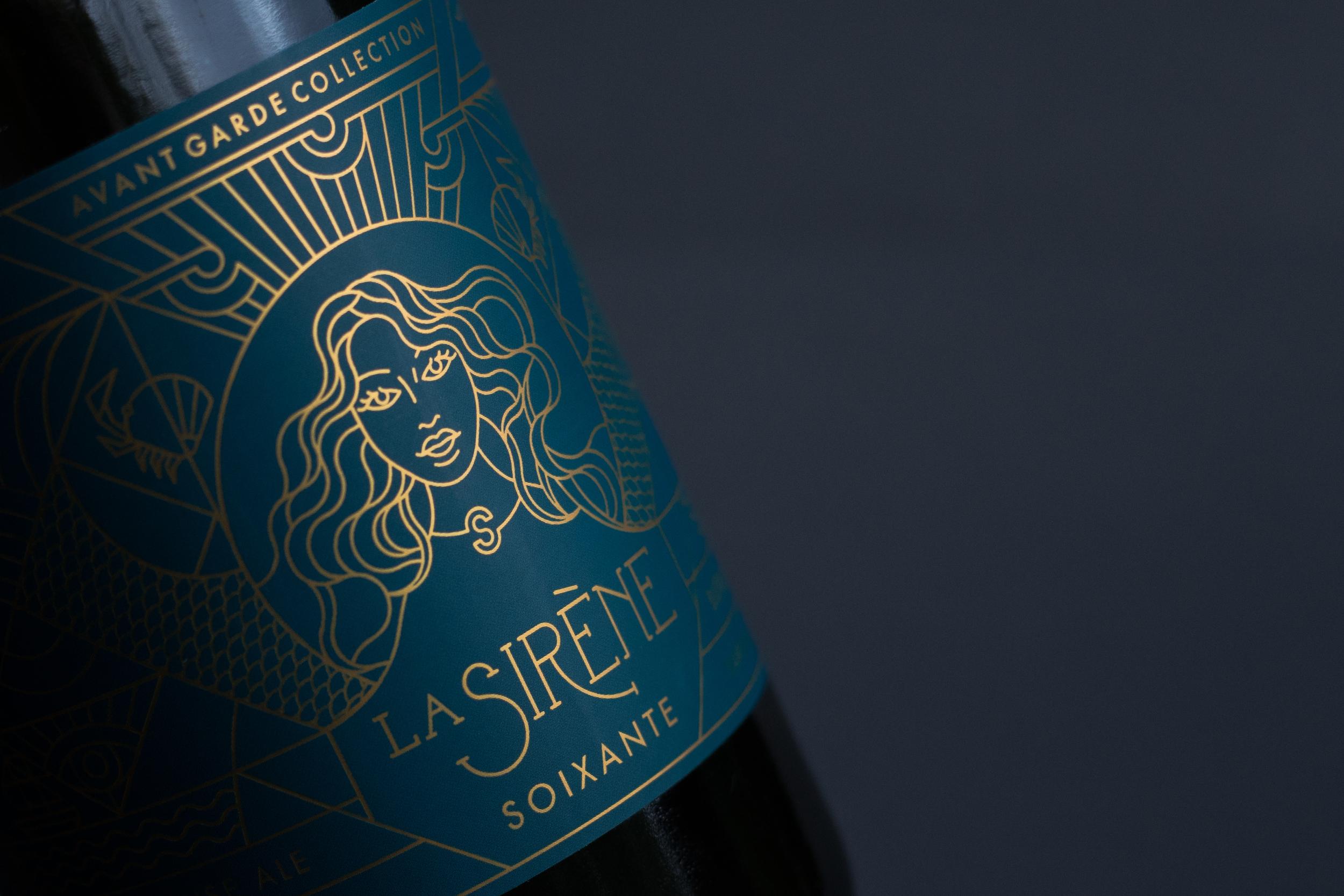 Soixante 6  % -  Farmhouse Ale - Mixed Fermentation - Earthy, Tart, Piquant