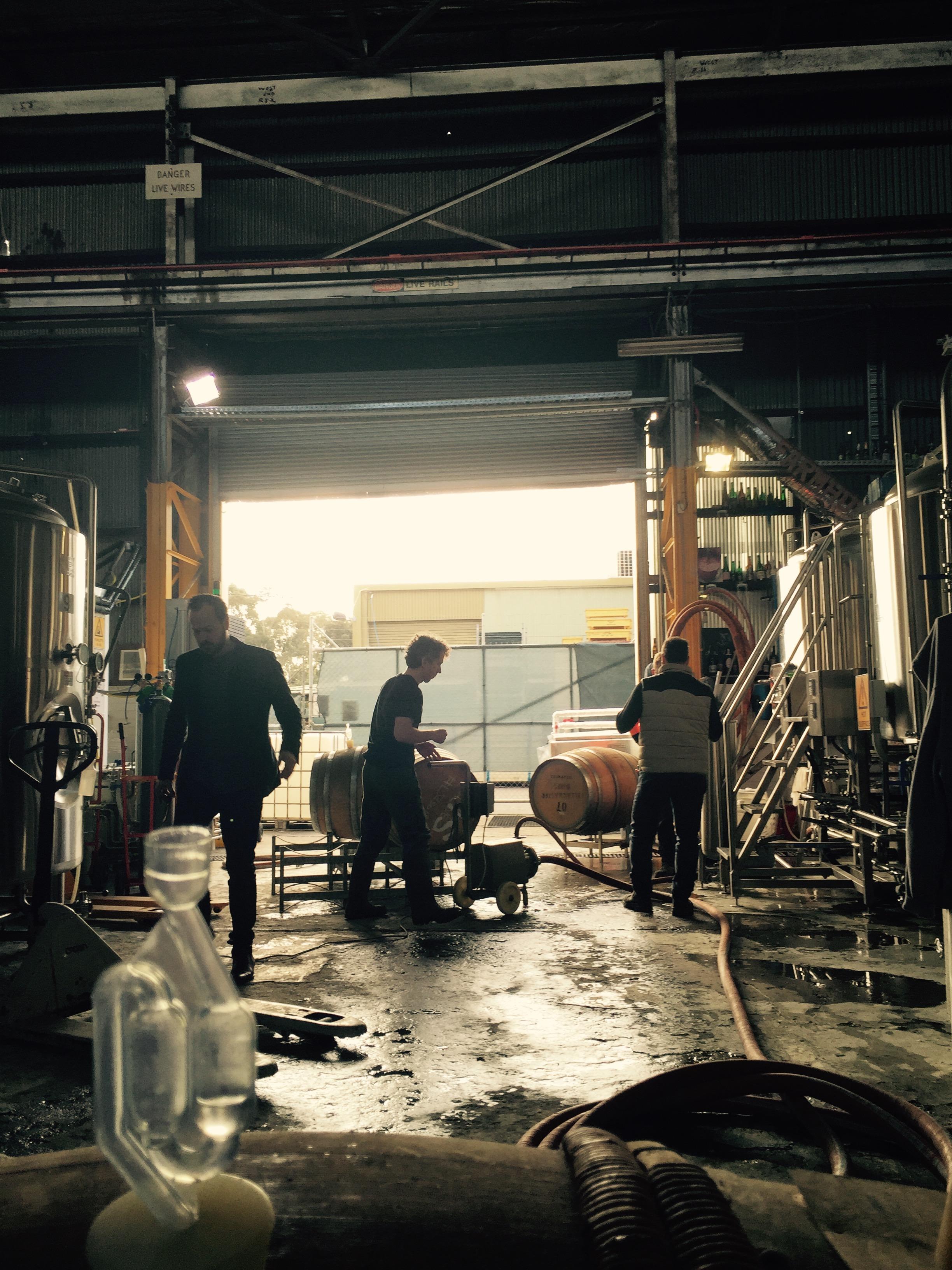 La Sirène Brewing - Urban Farmhouse Brewery