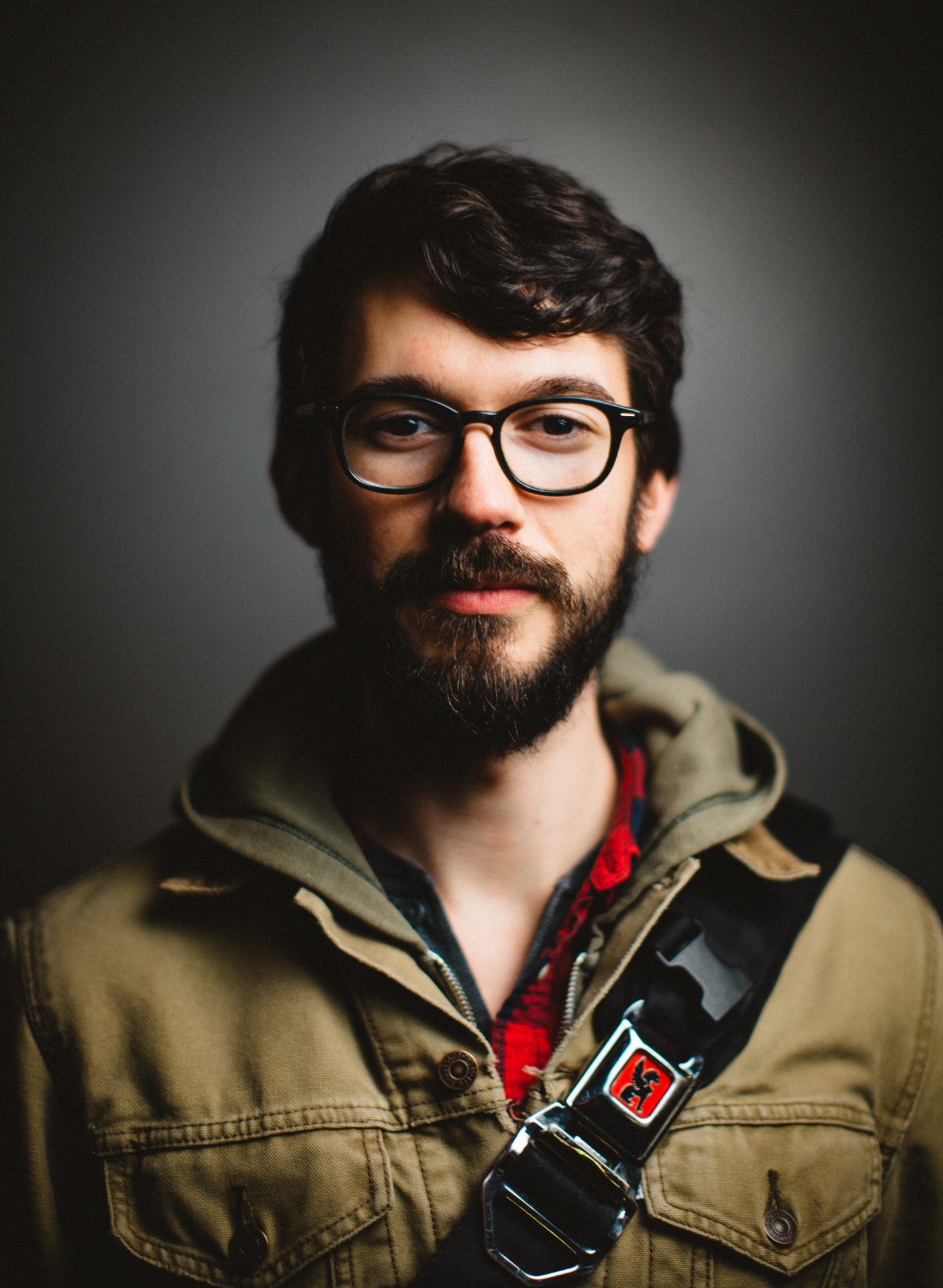 Mike Jesurun - Musician Portrait Photography - Durham, NC