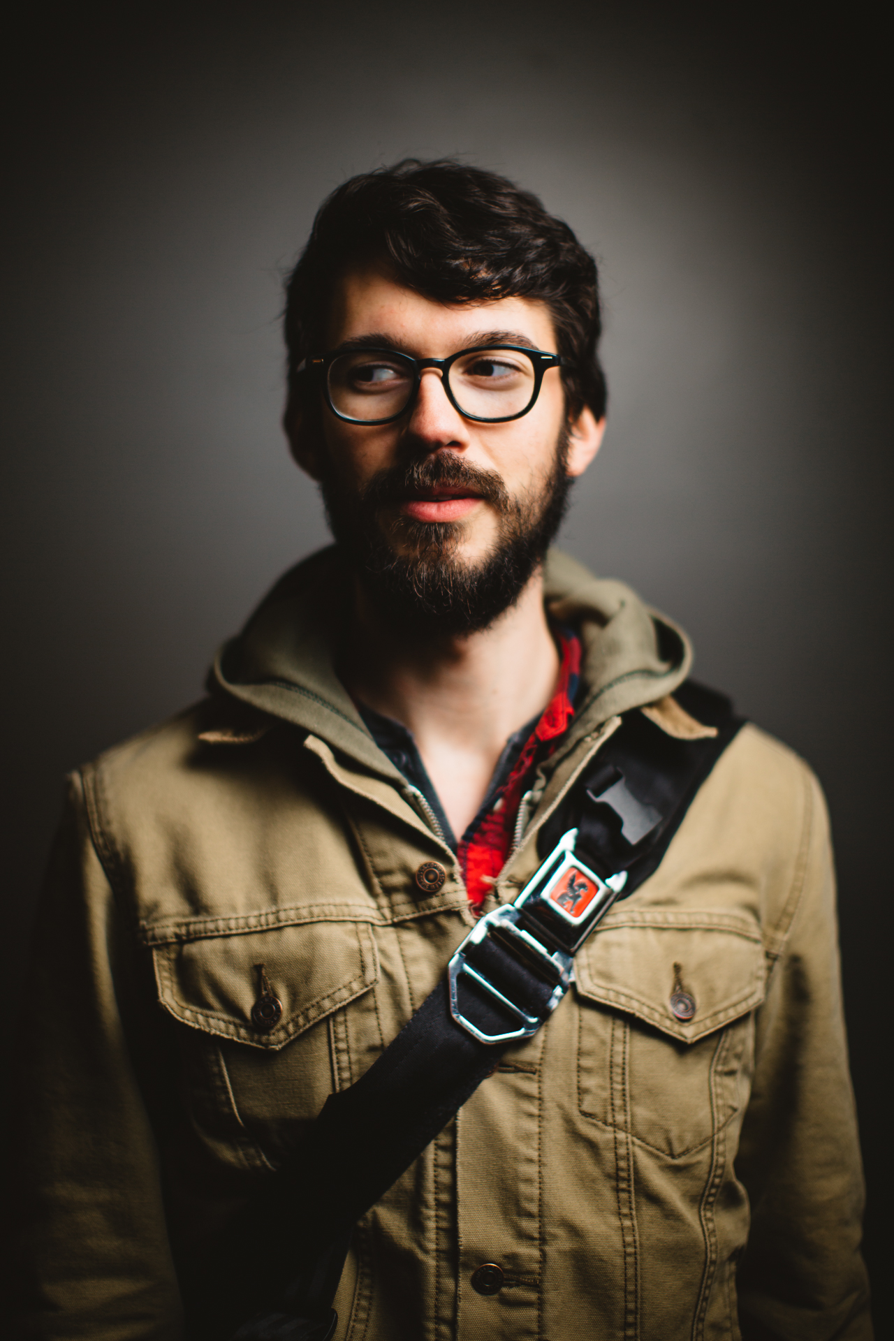 Mike Jesurun - Musician Portrait Photography - Durham, NC