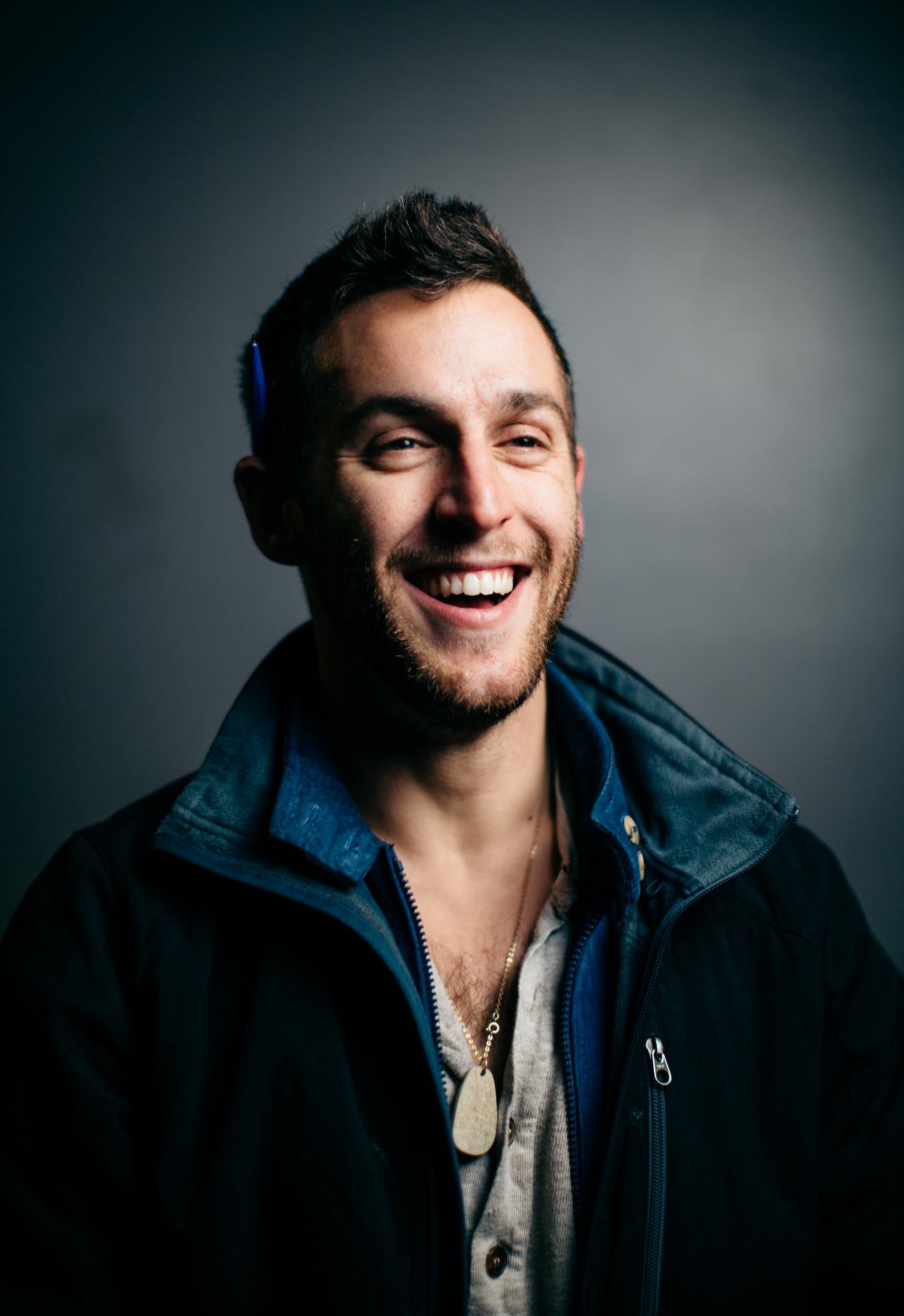 Blake Stepan - Musician Portrait Photography - Durham, NC