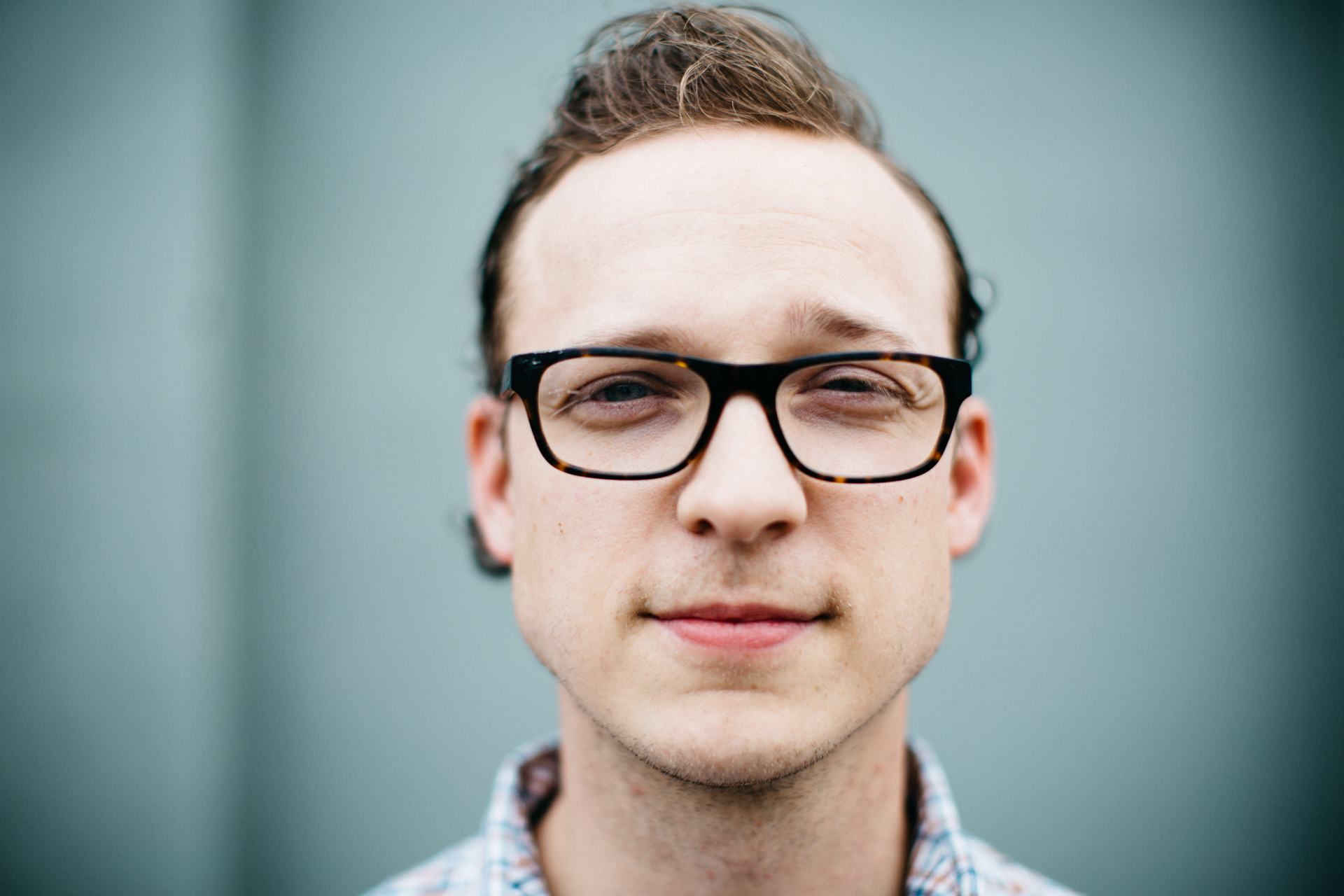 Ben Sollee - Musician Portrait Photography - Durham, NC - Motorco Music Hall