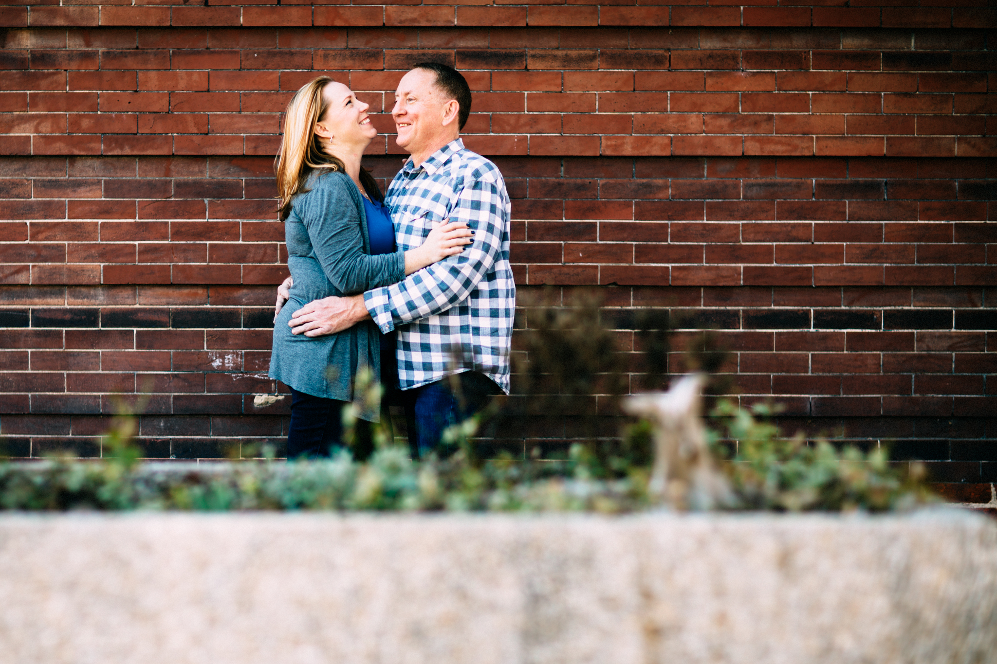 Downtown Durham Couples Photography