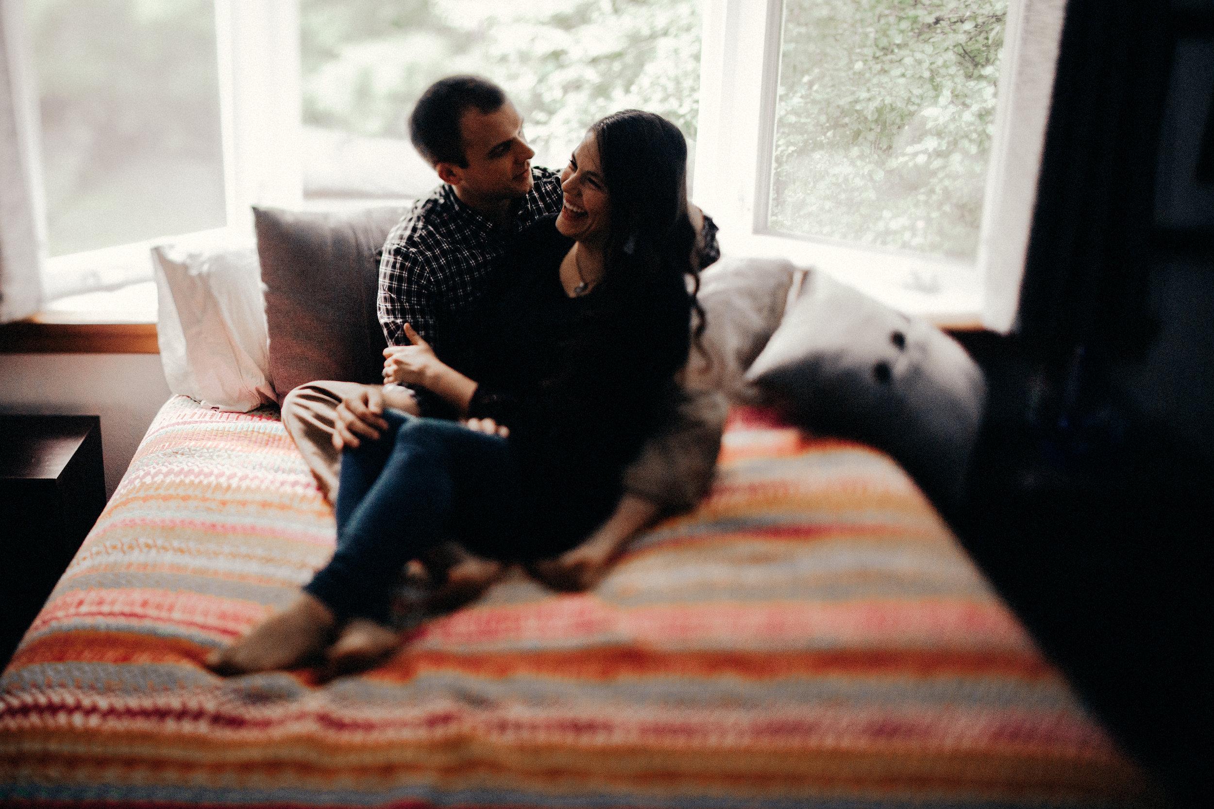 Engagement Photographers Boone NC