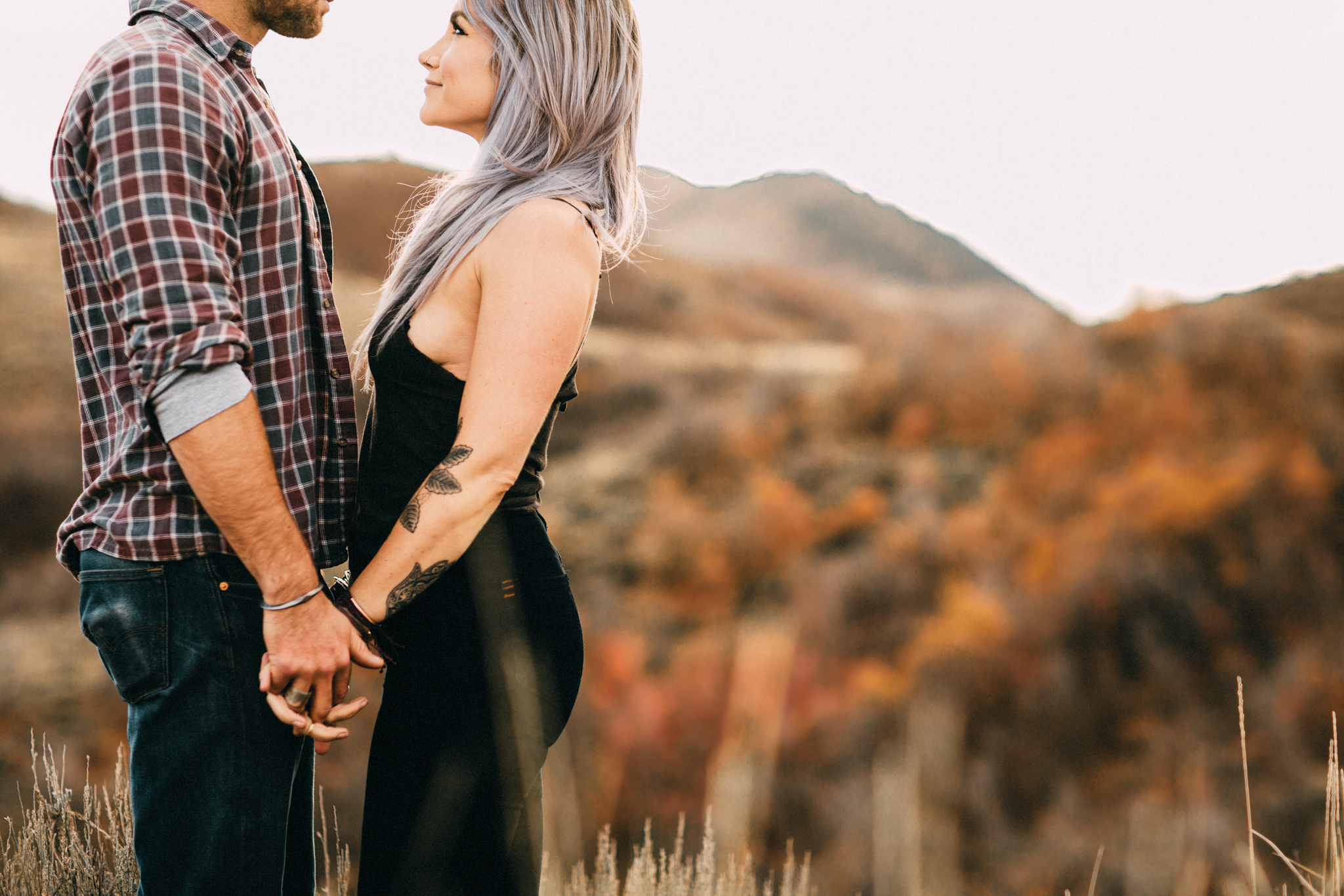 Engagement photography salt lake city