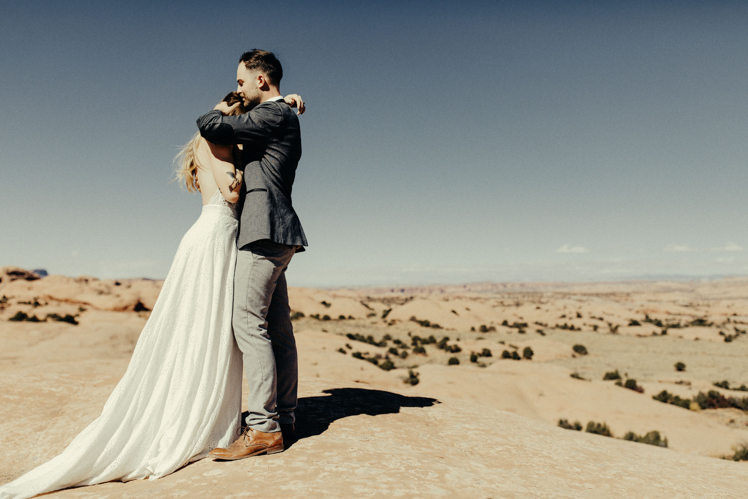 Wedding Photographers in Moab