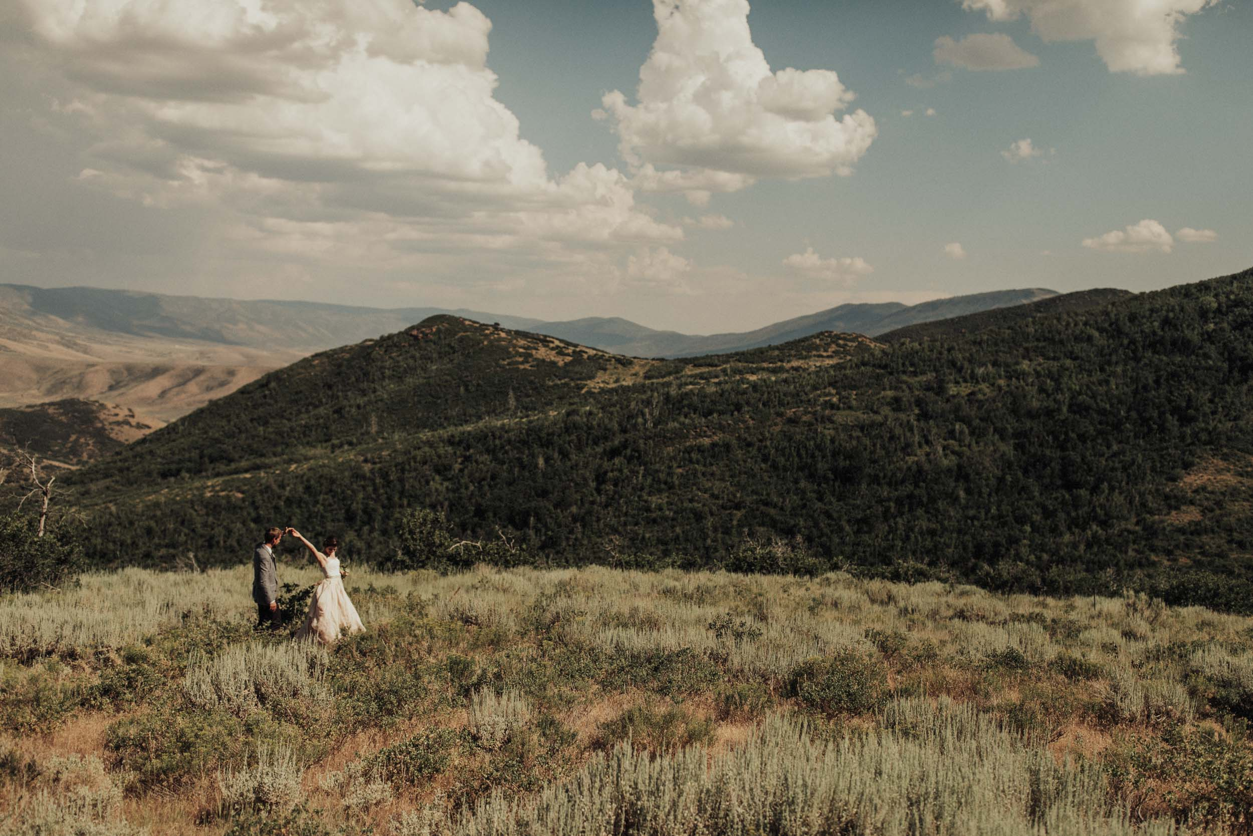 Wedding Photographers in Park City Utah