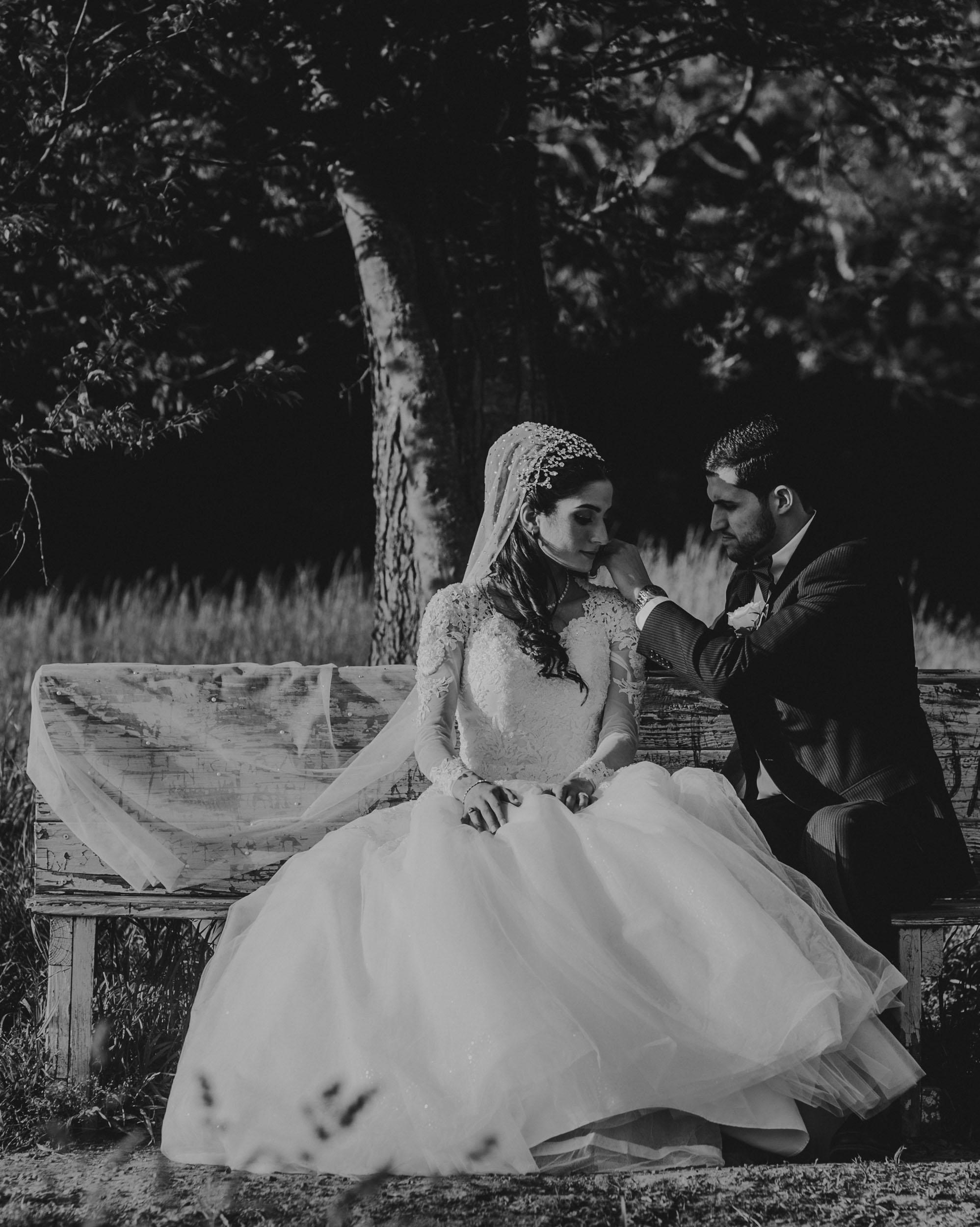Merritt's Pasture wedding