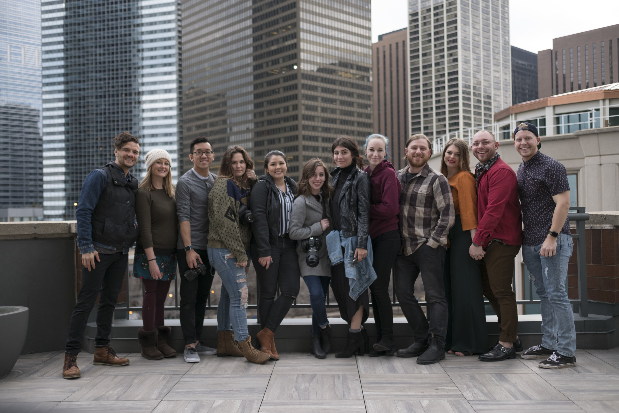 Photography Workshop in Chicago, IL