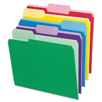 Pendaflex erasable interior folders