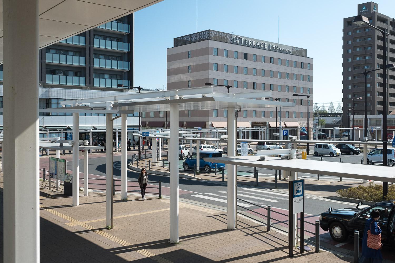 Katsuta Station