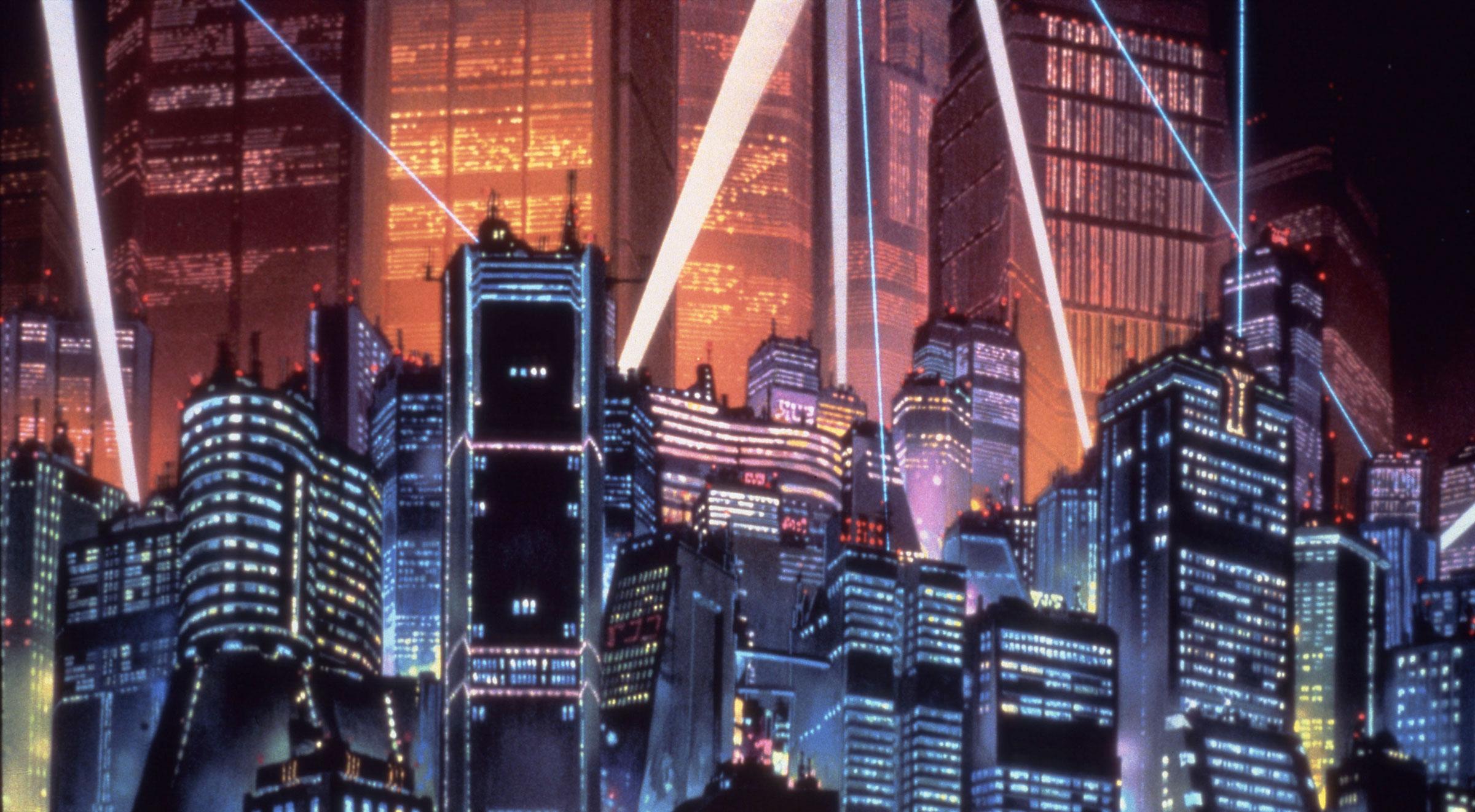 Akira (1988). Katsuhiro Otomo.