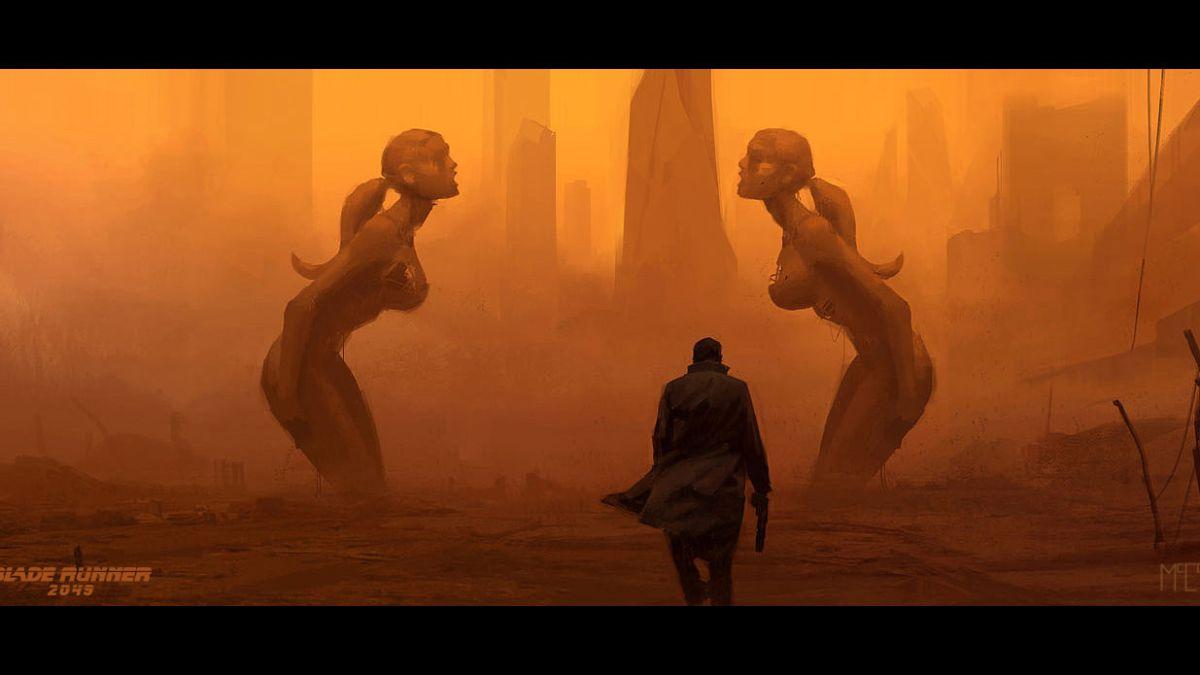 Blade Runner 2049 (2017).