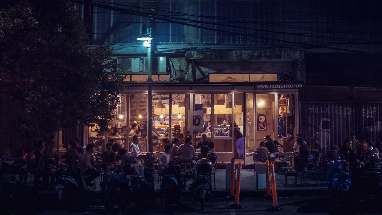 Little Tokyo, Blok M Square. 2018.
