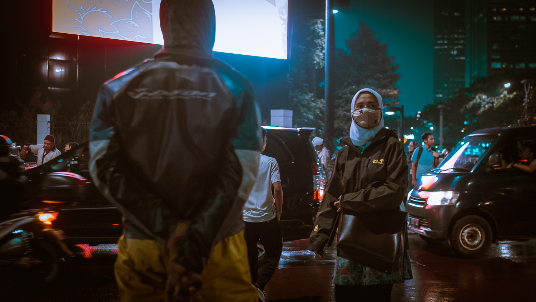 Sudirman, Jakarta.
