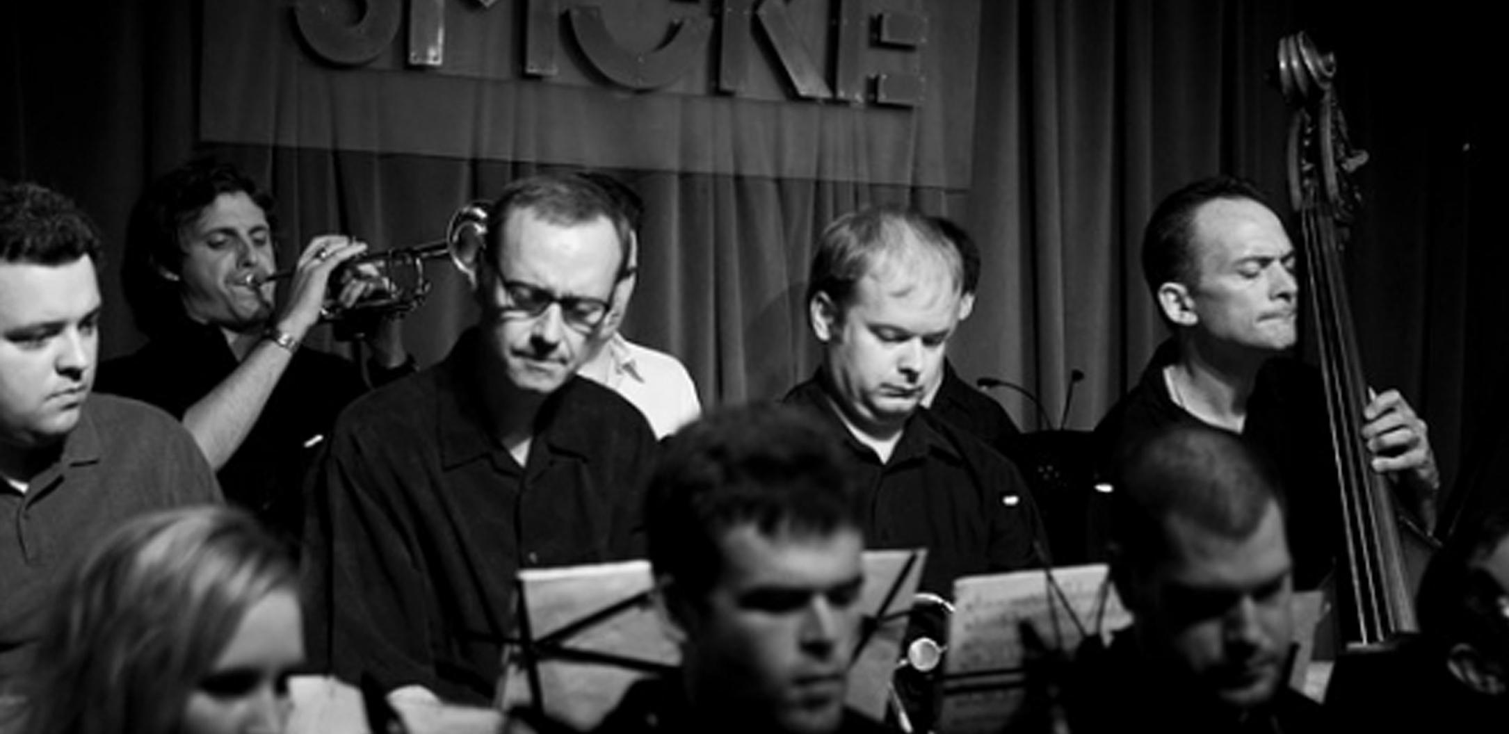Smoke Big Band, NYC, 2010