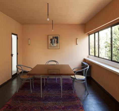 Le Courbusier's  Maison La Roche