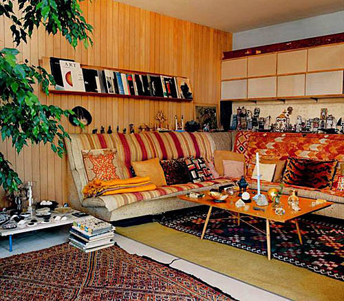 From the estate of  Charles and Ray Eames