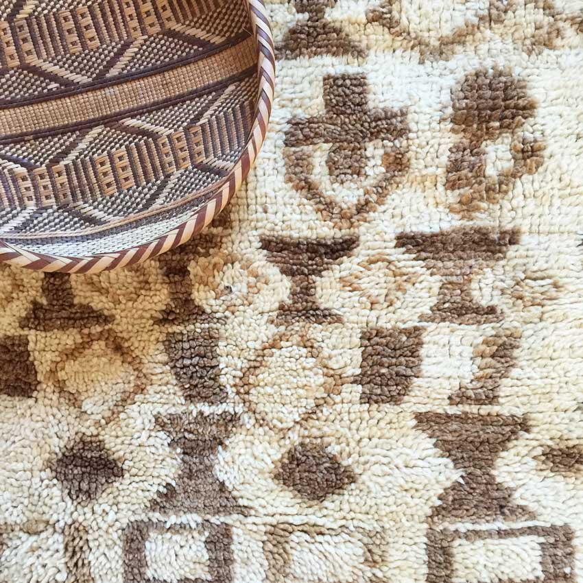 Maroc Tribal  Berber Rugs