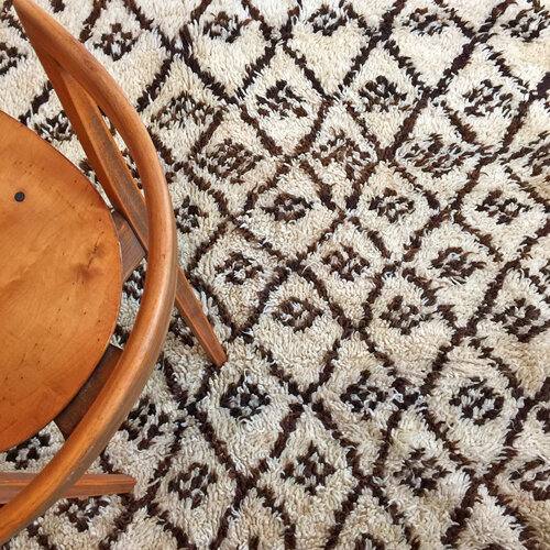 Buying your Vintage Berber Tribal Rug