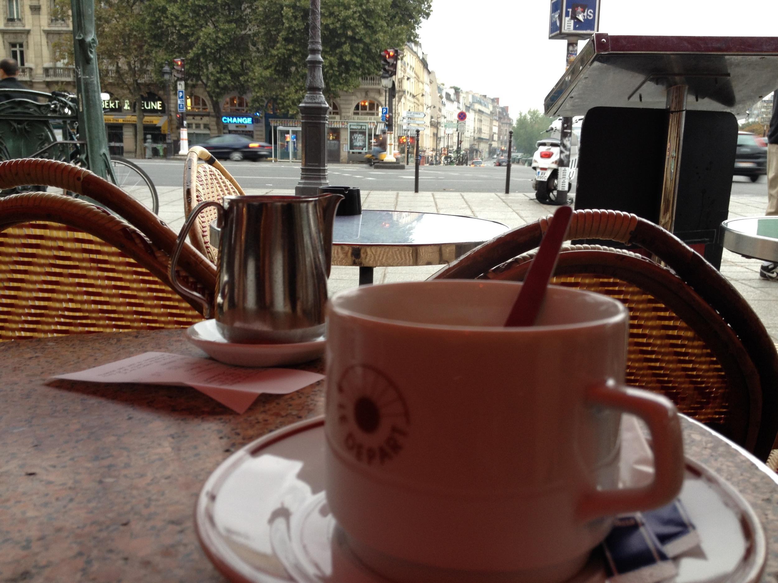 Dat Paris life.