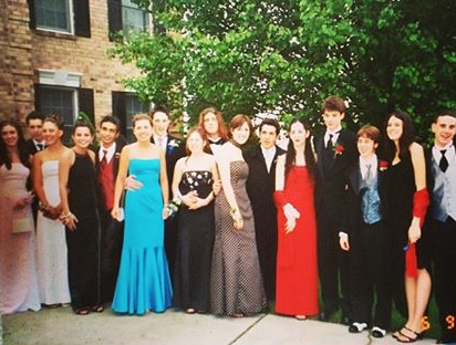 Oh em gee guys, that prom was all that and a bag of potato chips. Now let's go to Ocean City!