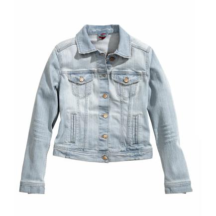 H&M Light Denim Jacket