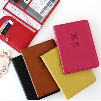 Mochi Things Passport Case