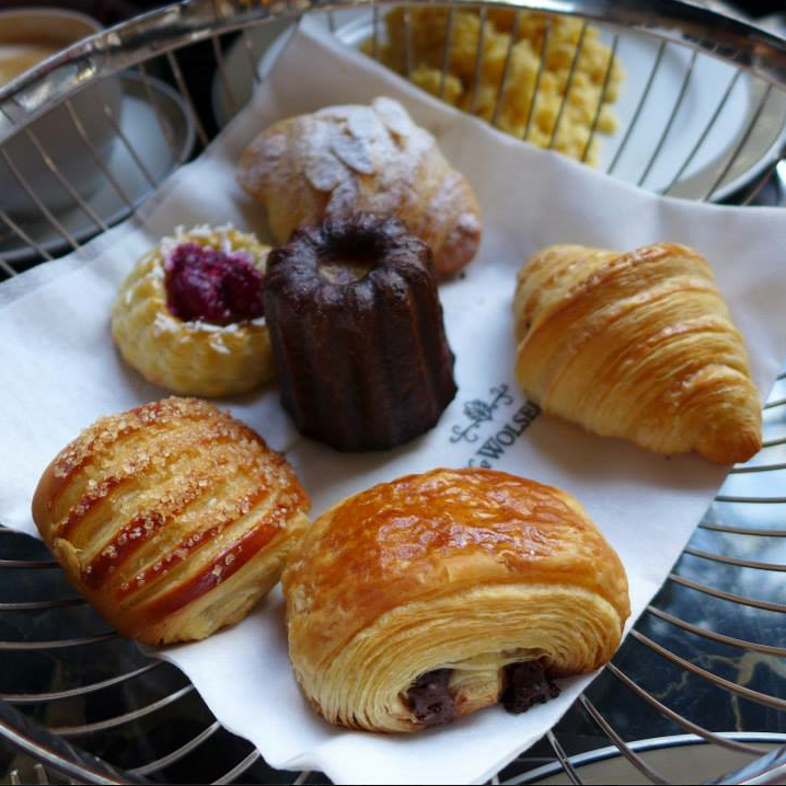 Paltry Wolesley pastries.