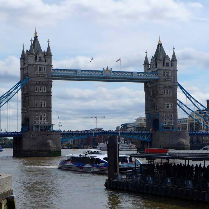 Not London Bridge y'all.