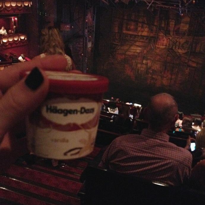Mini ice cream ftw!