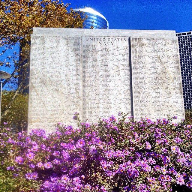 Navy Memorial, Battery Park